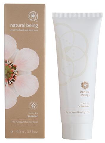 Manuka cleanser 100 ml - за нормална към суха кожа
