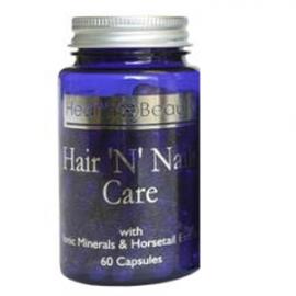 Грижа за косата и ноктите с йонни минерали