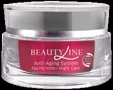 BeautyLine нощен крем с NTC комплекс