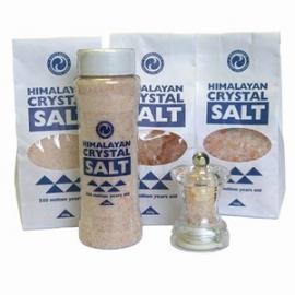 Хималайска кристална сол