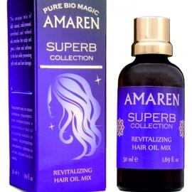 Маслен микс за коса - Амарен